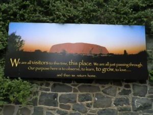 Australia quote