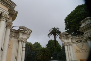 Zoological Garden of Rome