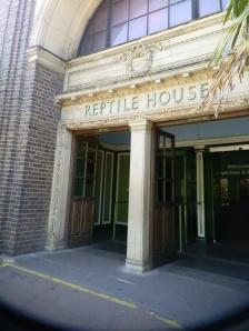 ZSL Reptile House
