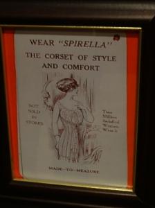 Spirella Corset Factory