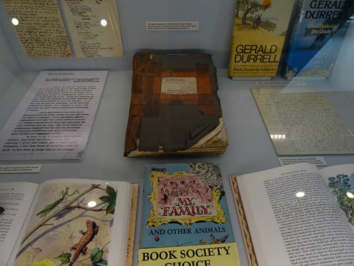 Gerald Durrell books