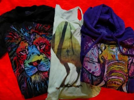 The Mountain apparel